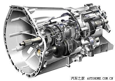 奔驰C级Sport Coupe 6速手动变速箱