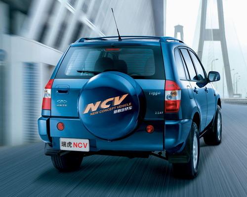 瑞虎NCV2.0AT最低售11.1111万2.4AT将停产