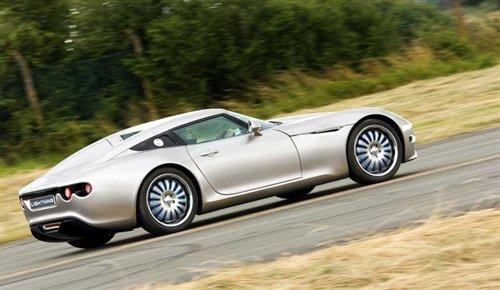 超级电动跑车曝光 每公里耗电不到2毛钱 汽车之家