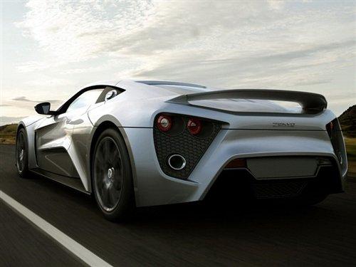 动力超越威龙 Zenvo公司推出超强跑车 汽车之家