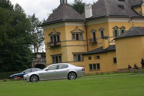 尊享与驾驭的交响诗 试驾玛莎拉蒂总裁 汽车之家