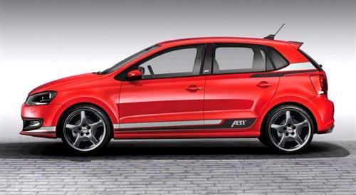 1.2TSI提升至130hp ABT发布新POLO套件 汽车之家