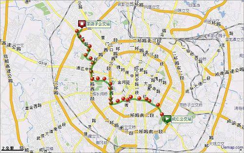 图】留意线路变化郑州3条公交线下周一调整