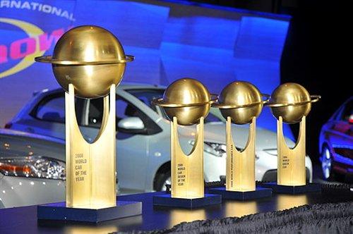 09年WCOTY全球年度风云车各大奖项揭晓 汽车之家