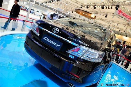 百公里6L油 凯美瑞明年将推混合动力版 汽车之家