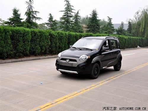 最小SUV/Cross酷熊等 长城4款新车展望(转)