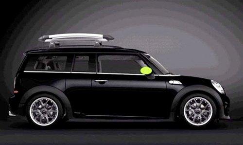 70台Rally版 MINI美国推出限量ClubmanS 汽车之家