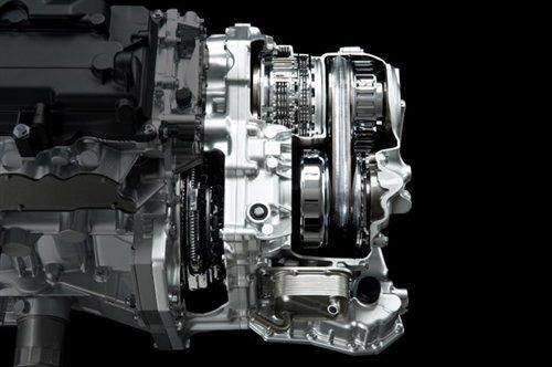 1挡/2挡/CVT 日产发布新一代CVT变速器