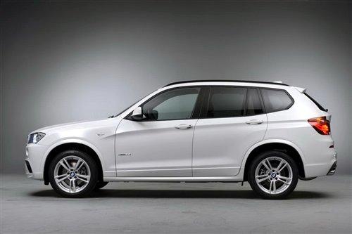 配3涡轮增压?宝马X3M或将于2012年发布 汽车之家