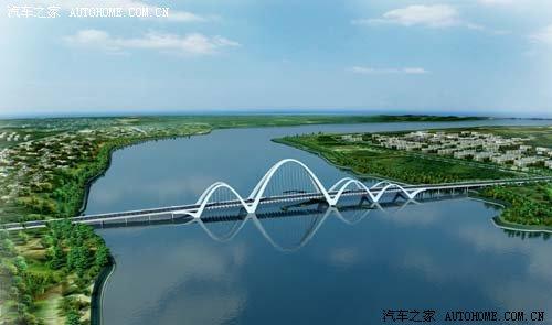 【图】沈阳汽博大桥奠基暨沈抚新城建设已启动
