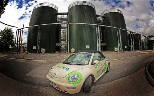 更环保 以排泄物为能源的大众甲壳虫 汽车之家