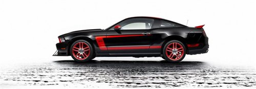 最快野马 福特发布Mustang Boss 302版 汽车之家