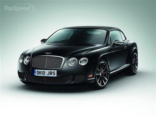限量生产80台 宾利推出限量版欧陆GTC 汽车之家