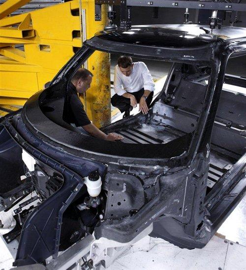 碳纤维车身打造 宝马Megacity更多消息 汽车之家