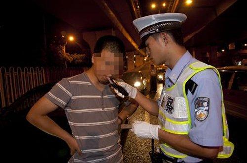 全城严查酒驾 醉驾司机一律依法拘留 汽车之家