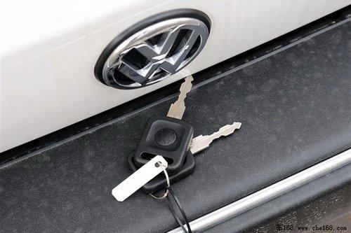 """解密智能钥匙(一)""""无匙进入""""也安全 汽车之家"""