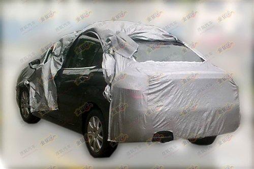 预计年底上市 国产标致308三厢版曝光 汽车之家