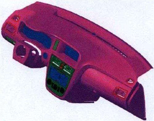 或配多媒体交互系统 奇瑞M16内饰申报图 汽车之家