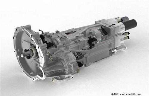 LP700-4变速箱