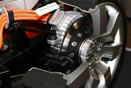 未来电驱动主力 轮毂电机驱动技术解析 汽车之家
