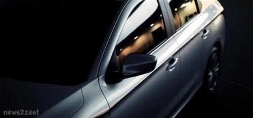 今年底国产 雪铁龙新C4三厢版图片曝光 汽车之家