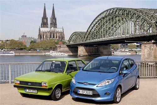 福特嘉年华获《福布斯》2011年畅销车型 汽车之家