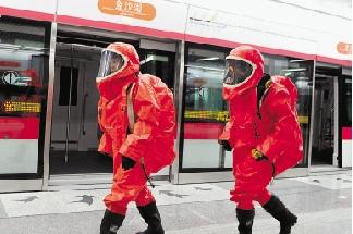 杭州地铁近期举行模拟综合应急演练 汽车之家