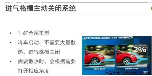 标配项目也丰富 福特翼虎详细配置曝光 汽车之家