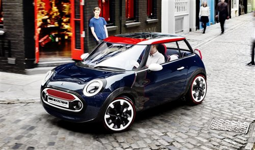 或明年推出 全新MINI搭1.5L增压发动机 汽车之家