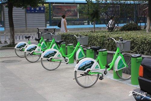 公共自行车粉丝超10万 减少碳排放950吨 汽车之家