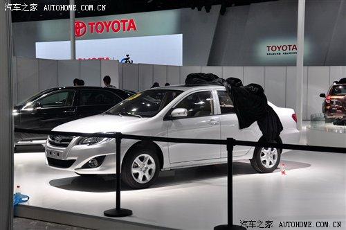 广州车展探馆:改款丰田花冠将上市 汽车之家