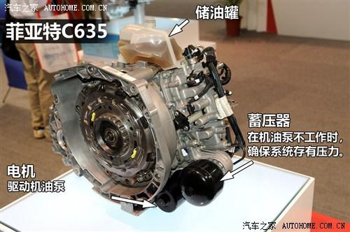可承受350N•m 菲亚特双离合变速器简介