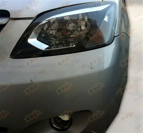 针对设计细节修改 新款夏利N5谍照曝光 汽车之家