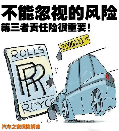 图】汽车保险解读:什么是第三者事故责任险