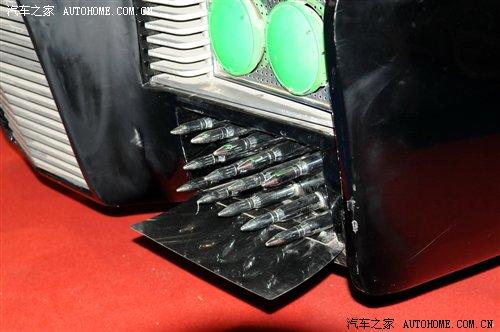 猫王/梦露座驾领衔 天津车展老爷车集锦 汽车之家
