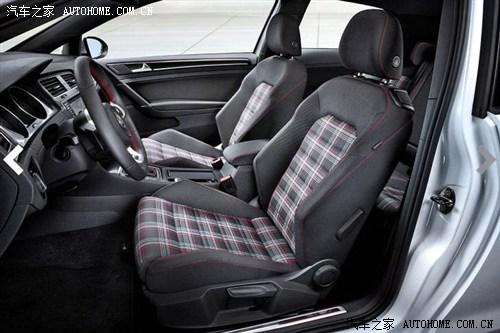 动力升级 第7代高尔夫GTI概念车官图 汽车之家