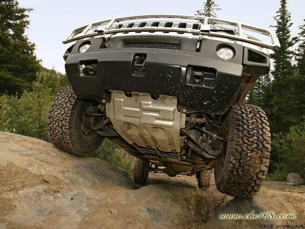 Видео с Hummer H2 SUT. еще …