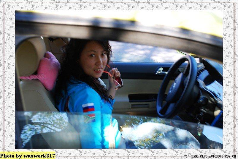 K8:美女啊~慕田峪FB之MV2007写真~_POLO论美女运城学院图片