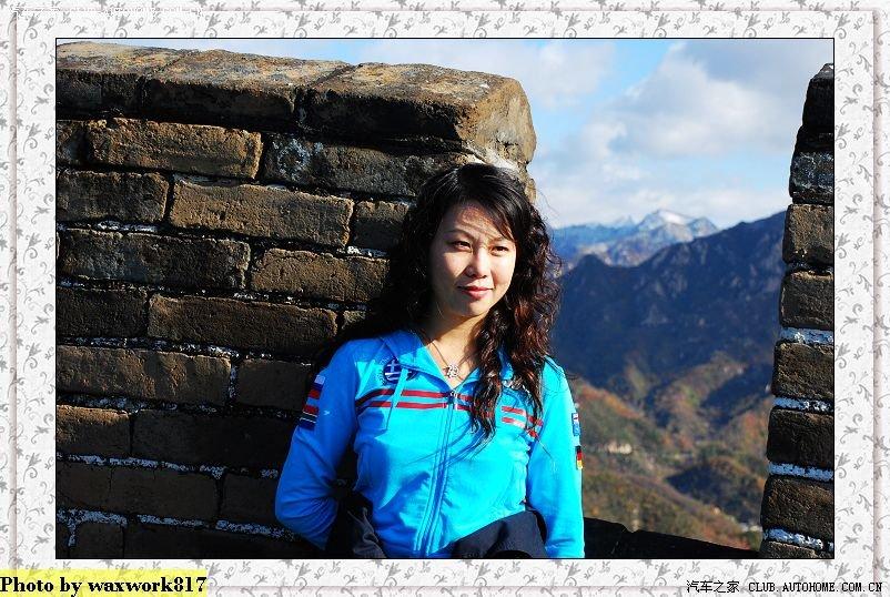 K8:美女啊~慕田峪FB之MV2007写真~_POLO论美女要求的中国图片