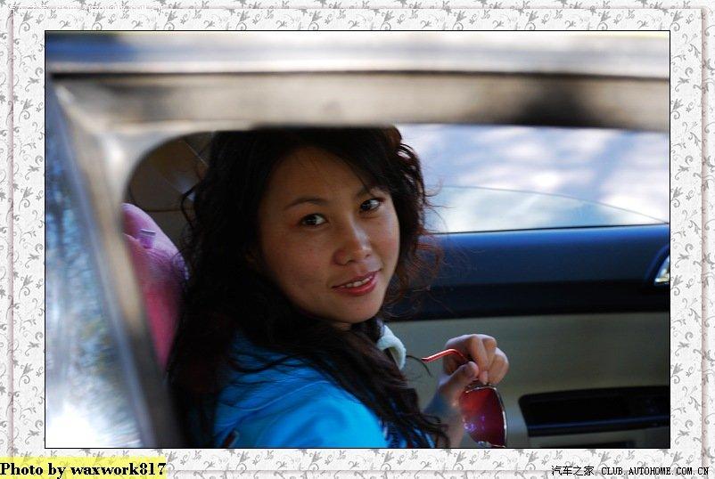 K8:美女啊~慕田峪FB之MV2007写真~_POLO论打坐美女图片
