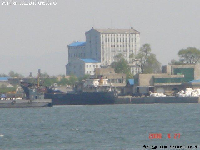 高丽江边最高的楼一座楼  -远景