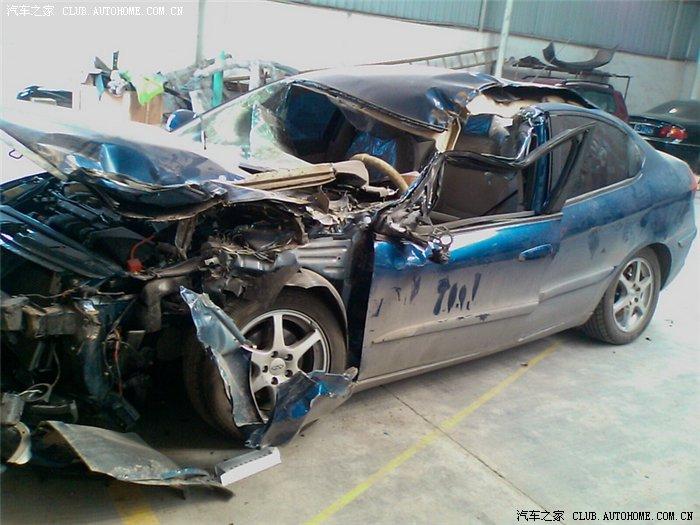 A3新车就出车祸,好惨(ZT)