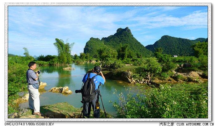 德天瀑布、肉搏大峡谷及明仕园两天自驾游(内clpk通灵丛林攻略图片