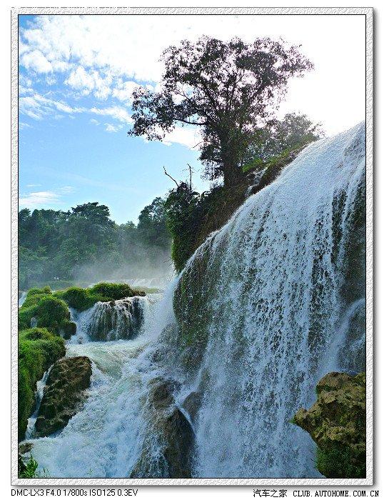 德天瀑布、通灵大峡谷及明仕园两天自驾游(内江永旅游攻略图片