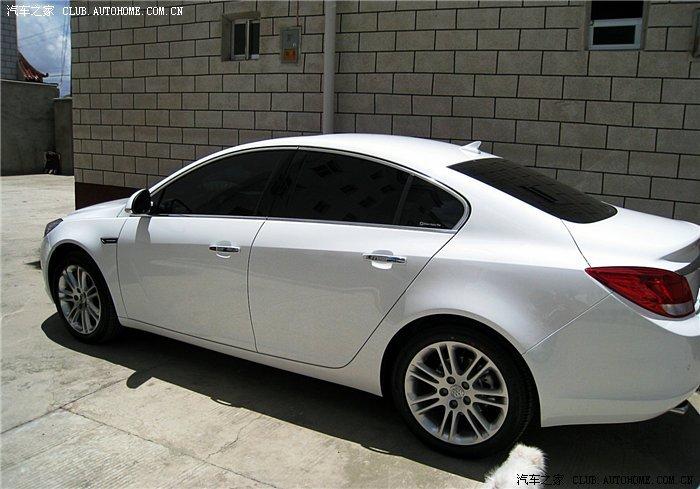 黑色英朗GT,1.6T新锐,新车作业 小装饰 英朗论坛 汽车之家论坛 -英朗高清图片