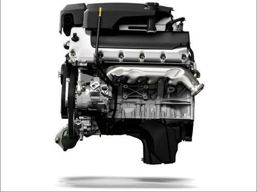关于长安汽车的发动机一些解说图片