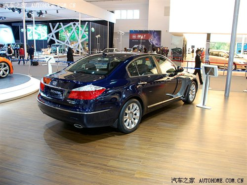 New force of luxurious car market shows tomorrow of acting Lao Ensi to appear on the market
