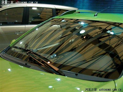 代号GX313 全球鹰熊猫Cross现上海车展 汽车之家