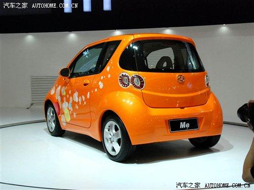 新能源有希望 十款自主电动车车展集合 汽车之家
