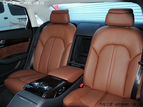 奥迪奥迪(进口)奥迪A82013款 A8L 45 TFSI quattro豪华型
